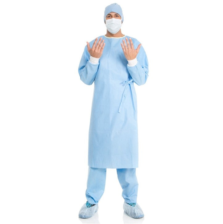 Isolation Gown – AAMI Level 3 ($2.4750/pc+)