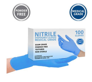 Nitrile Gloves – Ultra Soft
