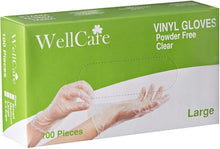 Load image into Gallery viewer, Vinyl Gloves – WELLCARE™