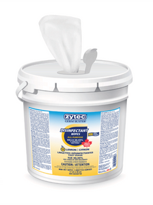 Zytec Germ Buster™ Surface Wipes (800 pcs) - 80% Alcohol ($39.95/pc+)