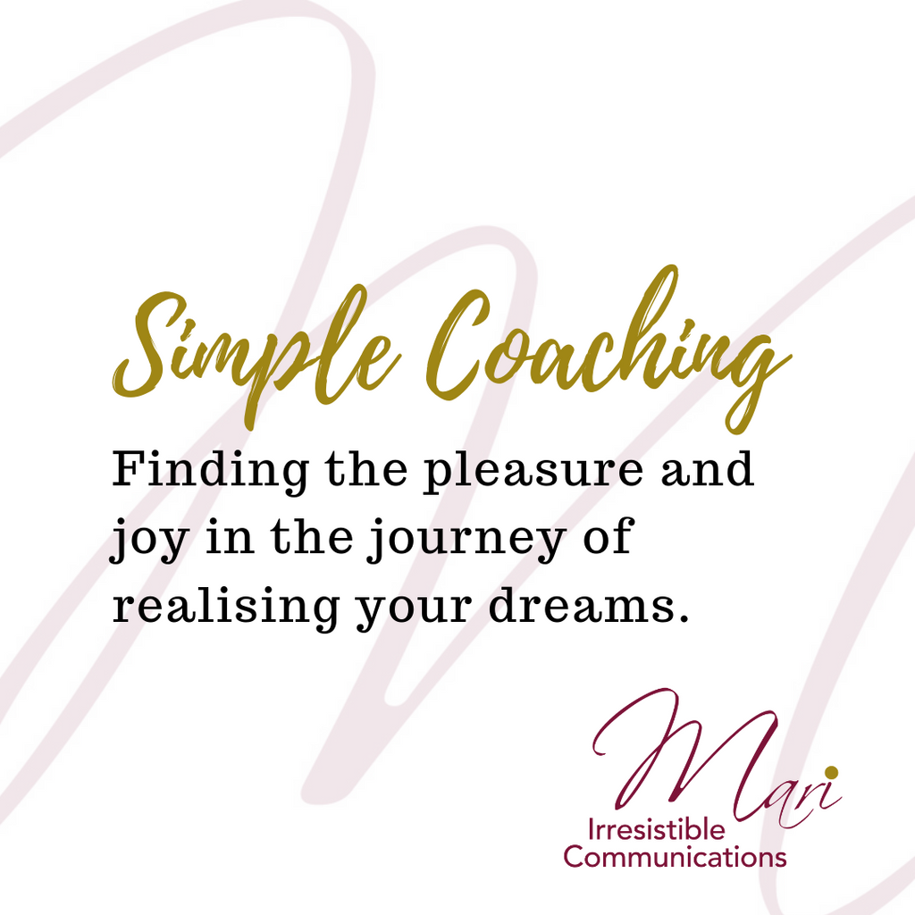 Choose Simple Coaching