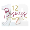 12 months of business coaching