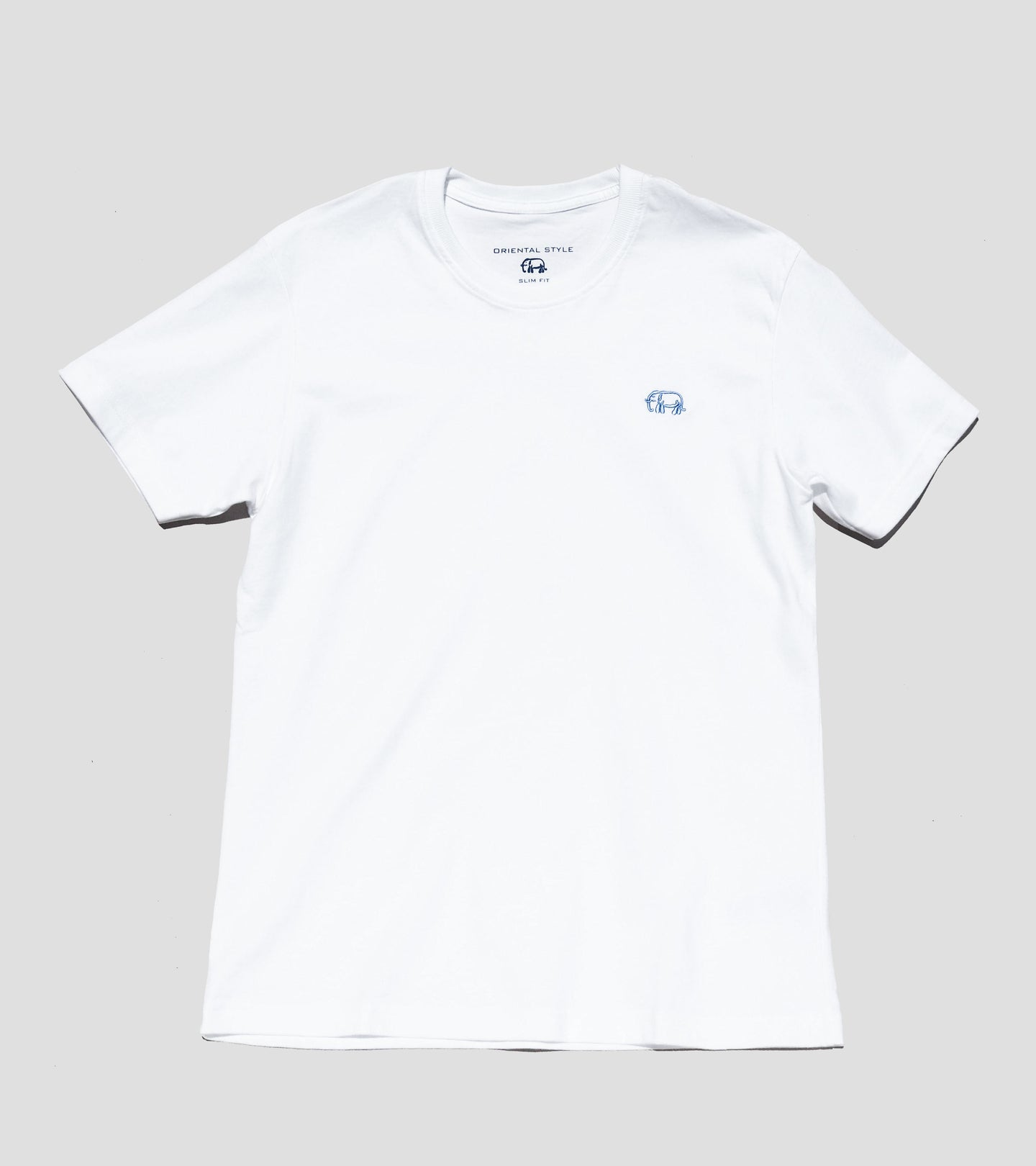 OS LOGO EMBROIDERED T-SHIRT