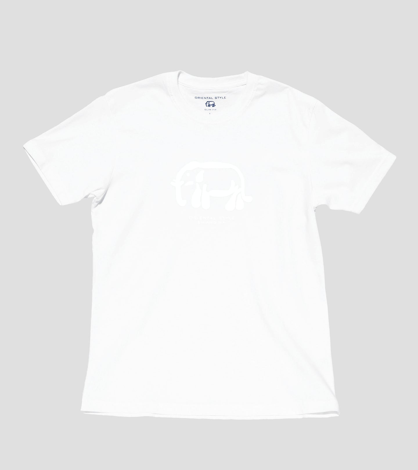 OS PLAIN LOGO T-SHIRT
