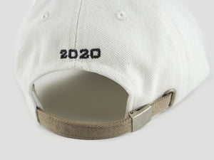 CROSSED LOGO CAP