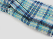 Load image into Gallery viewer, GREEN MADRAS MEN'S BOXER