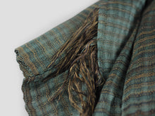 Load image into Gallery viewer, VC HAND WOVEN SILK SHAWL
