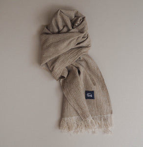 WHEAT OS SCARF