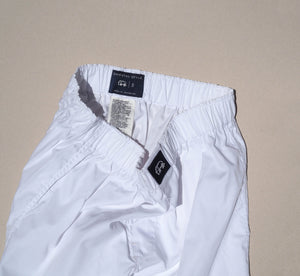 PLAIN WHITE MEN'S BOXER
