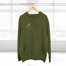 Load image into Gallery viewer, Small Chocolate Unicorn Unisex Premium Pullover Hoodie