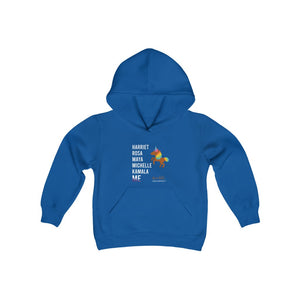 The LEGACY CONTINUES Youth Heavy Blend Hooded Sweatshirt