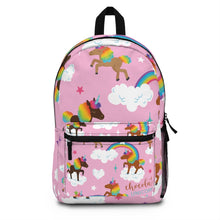 Load image into Gallery viewer, Big Girl Backpack (Made in USA)
