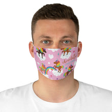 Load image into Gallery viewer, Signature Pattern Fabric Face Mask