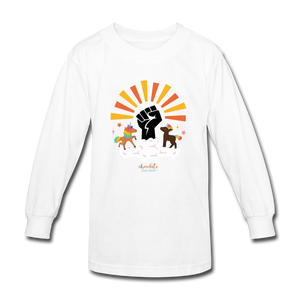 BHM Signature Collection Youth Sunshine T-Shirt - white