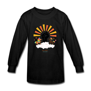 BHM Signature Collection Youth Sunshine T-Shirt - black
