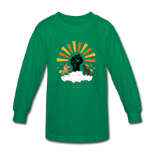 Load image into Gallery viewer, BHM Signature Collection Youth Sunshine T-Shirt - kelly green