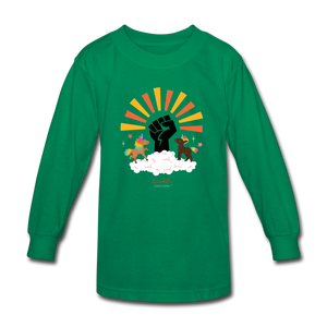 BHM Signature Collection Youth Sunshine T-Shirt - kelly green