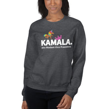 Load image into Gallery viewer, KAMALA Unisex Sweatshirt