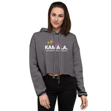 Load image into Gallery viewer, KAMALA Crop Hoodie