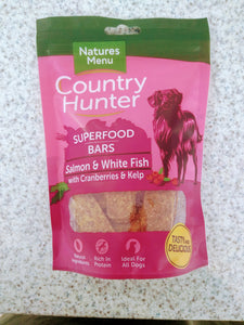 CH Superfood Bars Fish 100g