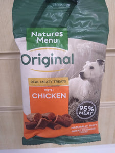NM Dog Treats Chicken  x80g