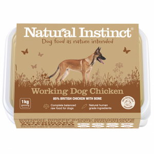 NI Working Dog Chicken 1kg