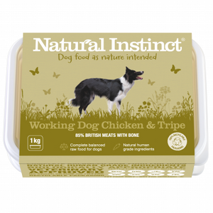 NI Working Dog Chicken & Tripe 1kg