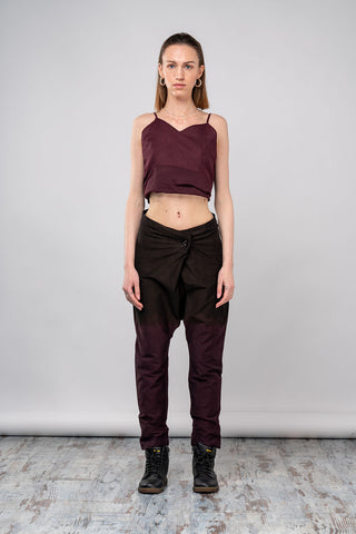 Dip Dyed Trousers - Afterlife Projects