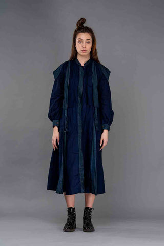 Layer Jacket Dress - Afterlife Projects