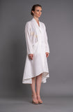 Marie Linen Coat - sustainable fashion product