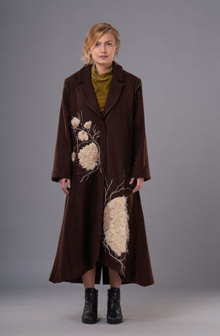 Nouveau Coat - sustainable fashion product