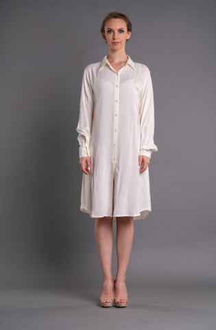 Shirt Dress - Afterlife Projects