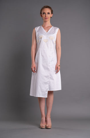 Step Hem Dress - sustainable fashion product