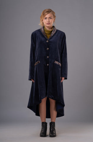Velvet Coat - sustainable fashion product