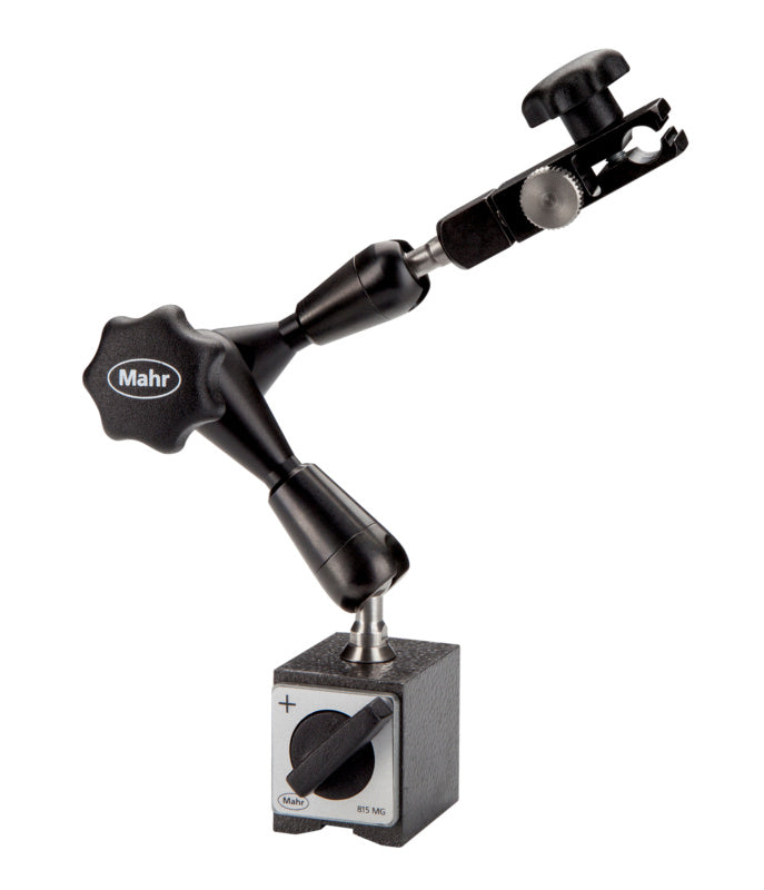 Mahr 4420380 Indicator Stand with Magnetic Base