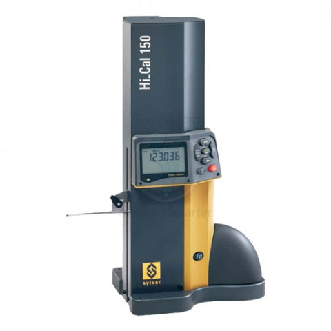 "Fowler 54-931-150-0 Sylvac Hi_Cal Electronic Height Gage 6""/150mm Range .00005""/0.001mm Resolution"
