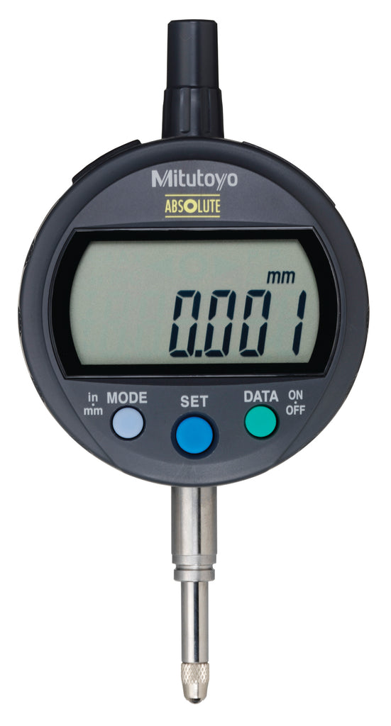 Mitutoyo 543-390B Digimatic Indicator ID-C, 0-12.7mm Range, 0.001mm Resolution