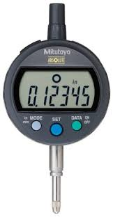 "Mitutoyo 543-392B Digimatic Indicator, 0-.5""/0-12.7mm Range, .00005"" Switchable Resolution"