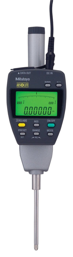 "Mitutoyo 543-558A ABSOLUTE Digimatic Indicator, 0-2""/0-50mm Range, .00005""/0.001mm Resolution"