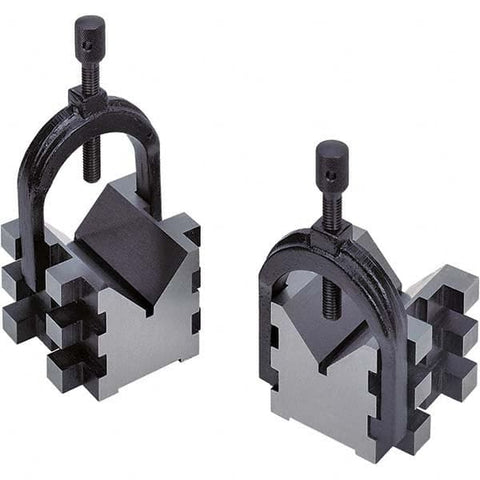 Brown & Sharpe 599-750-2 V-Blocks and Clamps No. 750-2