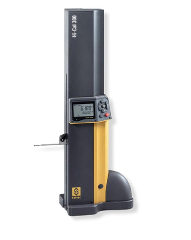 "Fowler 54-931-450-0 Sylvac Hi_Cal Electronic Height Gage 17.5""/450mm Range .00005""/0.001mm Resolution"