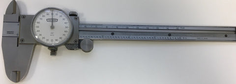 "Craftsman 40172 Dial Caliper, 0-6"" Range, .001"" Graduation *USED/RECONDITIONED*"