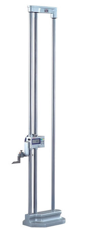 "Mitutoyo 192-673-10 Digimatic Height Gage, 0-40""/0-1000mm Range, .0005""/0.01mm Resolution"