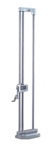 "Mitutoyo 192-633-10 Digimatic Height Gage, 0-40""/0-1000mm Range, 0.0005""/0.01mm Resolution"