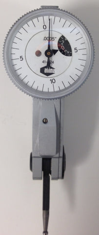 "Alina 41-524 Dial Test Indicator, .040"" Range, .0005"" Graduation *USED/RECONDITIONED*"
