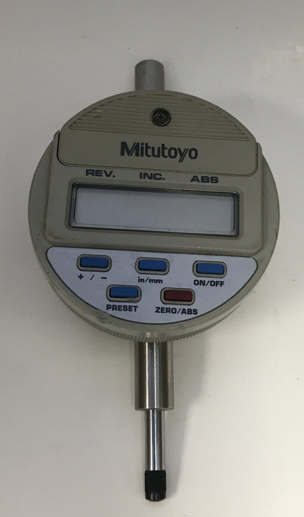 "Mitutoyo 543-135B Digimatic Indicator, 0-.5""/0-12.7mm Range, .0005""/0.01mm Resolution *USED/RECONDITIONED*"