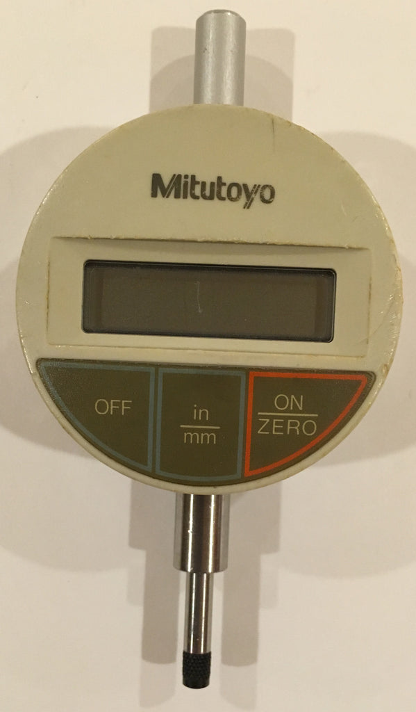 "Mitutoyo 543-611B Digimatic Indicator, 0-.5""/0-12.7mm Range, .0005""/0.01mm Resolution *USED/RECONDITIONED*"