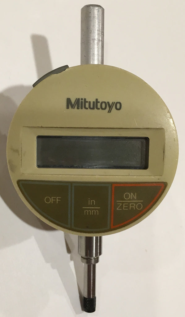 "Mitutoyo 543-612 Digimatic Indicator, 0-.5""/0-12.7mm Range, .0005""/0.01mm Resolution *USED/RECONDITIONED*"