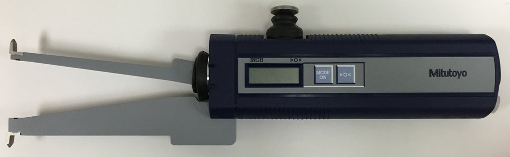 "Mitutoyo 209-830 Digi-Test Digimatic Caliper Gage, 1.98-2.95""/50-75mm Range, .0005""/0.01mm Resolution *New - Open Box Item"
