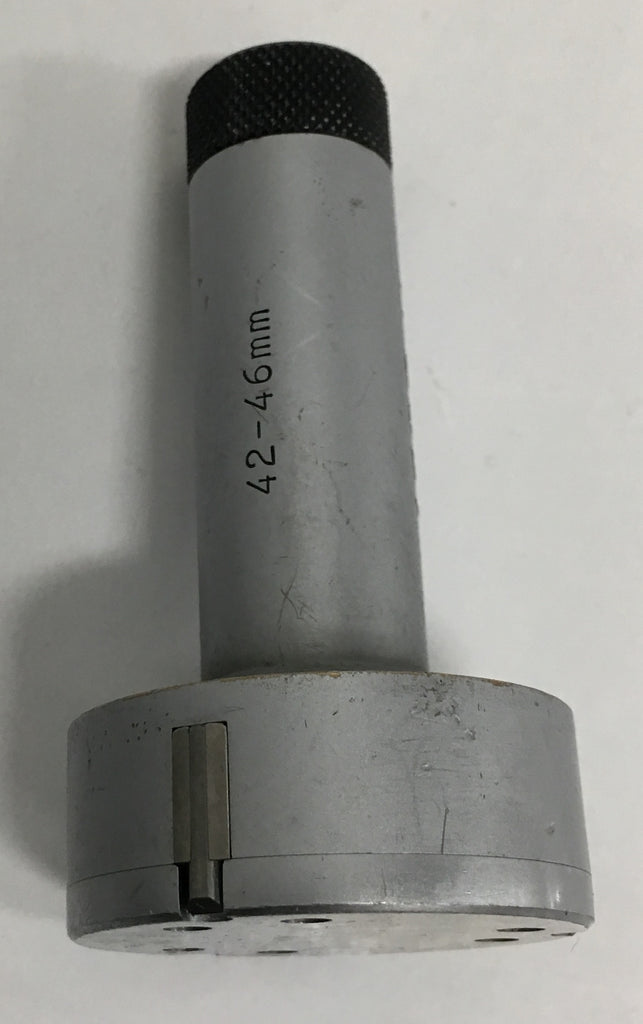 "Fowler 54-555-042 Bowers Superbore Gage Head Only, 1.650—1.810""""/ 42—46mm Range *USED/RECONDITIONED*"